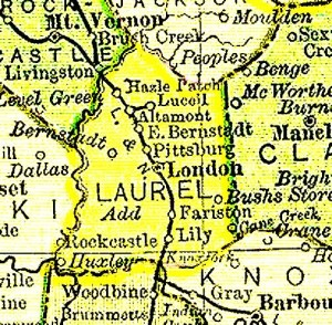 Laurel County 1895